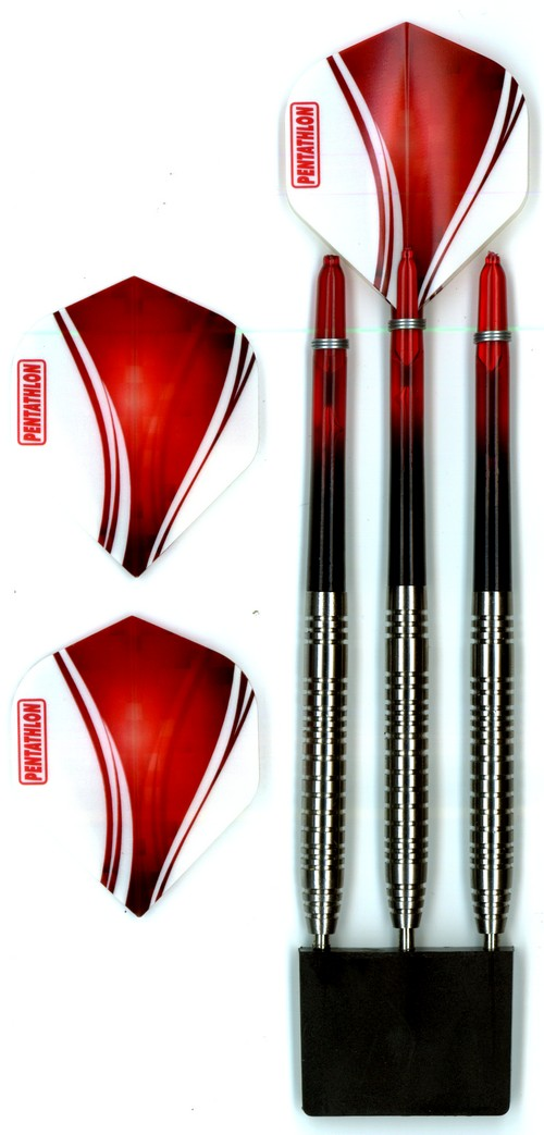 Šipky Powerdart  SPECTRUM RED 23 gram
